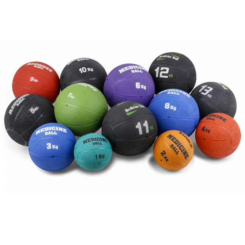 medicine ball color orange weight 2 kg sportandmoreavailability in stock